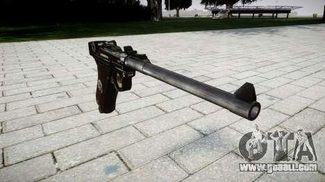 Artillery gun Lange R for GTA 4