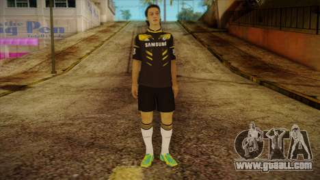 Footballer Skin 4 for GTA San Andreas