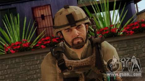 Modern Warfare 2 Skin 13 for GTA San Andreas third screenshot