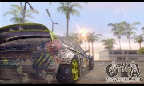 Corsar PayDay 2 ENB for GTA San Andreas forth screenshot