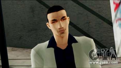 Russian Mafia Skin 2 for GTA San Andreas third screenshot