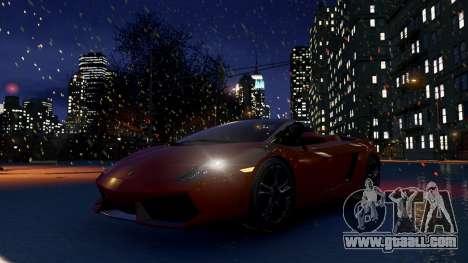 Snow IV for GTA 4 forth screenshot