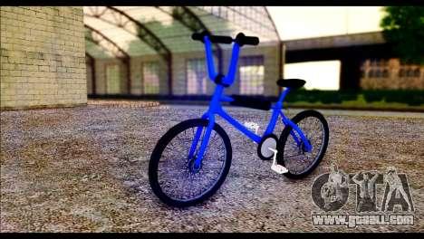 New BMX Bike for GTA San Andreas