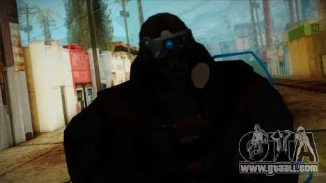 Super Soldier from Prototype 2 for GTA San Andreas third screenshot
