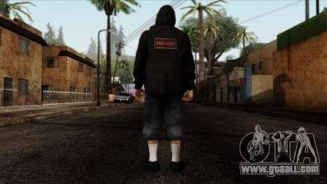 GTA 4 Skin 15 for GTA San Andreas second screenshot
