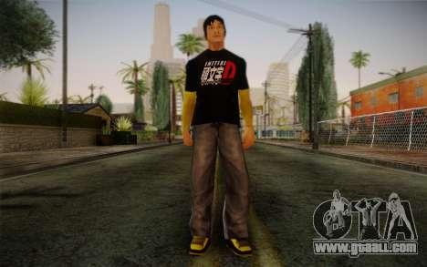 Ginos Ped 12 for GTA San Andreas