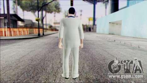 Russian Mafia Skin 2 for GTA San Andreas second screenshot