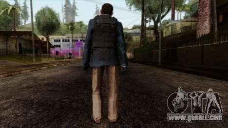 Modern Warfare 2 Skin 20 for GTA San Andreas second screenshot