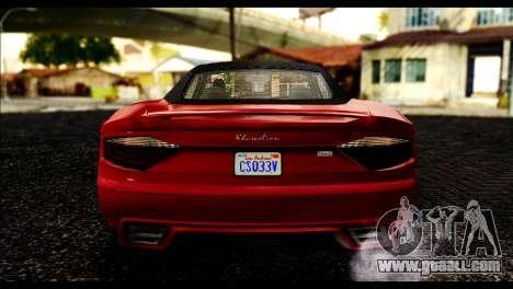 GTA 5 Hijak Khamelion IVF for GTA San Andreas right view