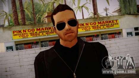 Gedimas Jeffm Skin HD for GTA San Andreas third screenshot