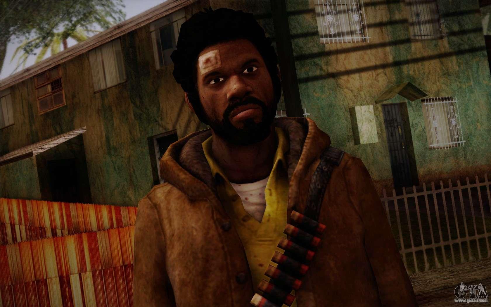 Hunter from Left 4 Dead 2 for GTA San Andreas