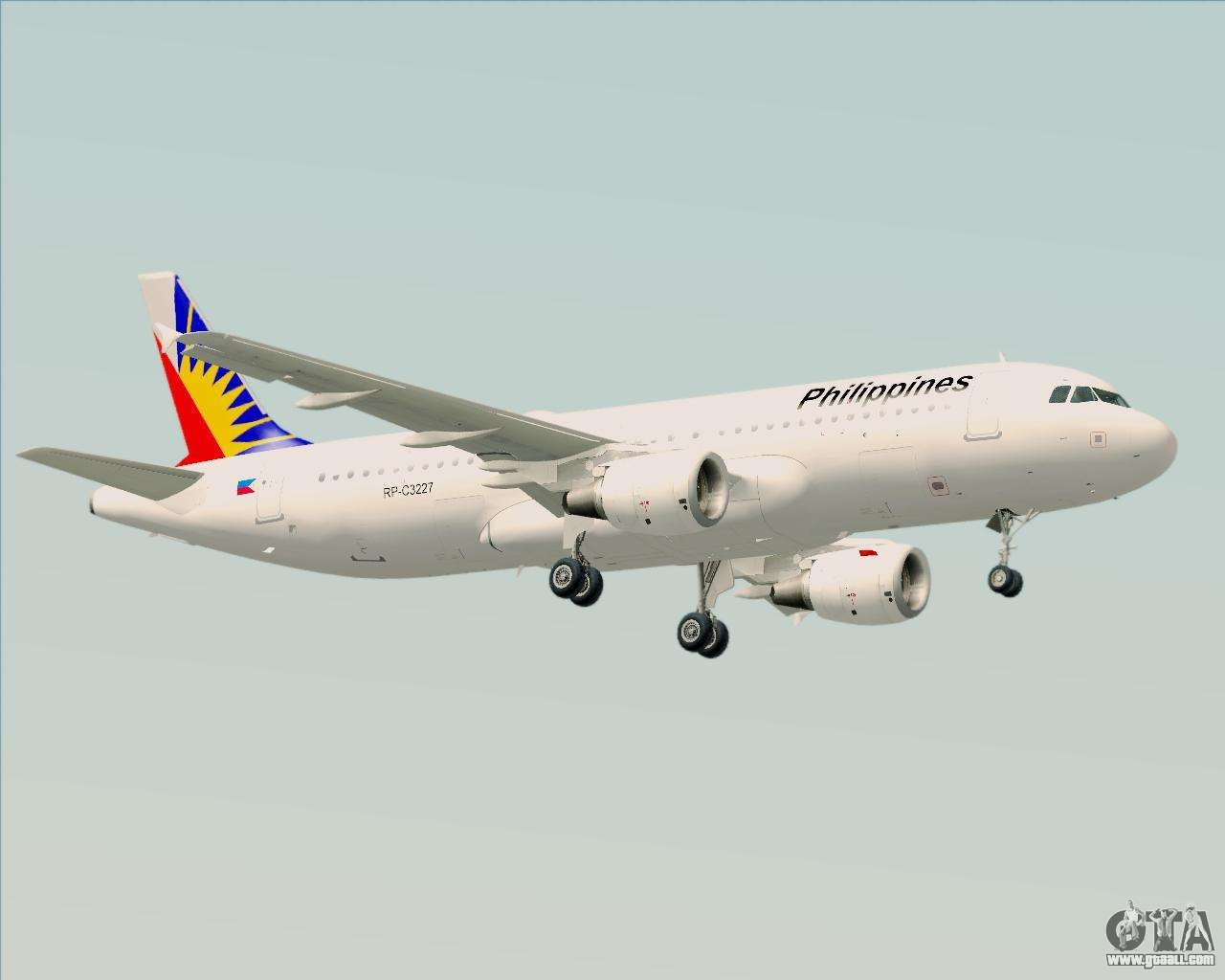 Philippine Airlines Airbus A320 Airbus A320-200 Philippines