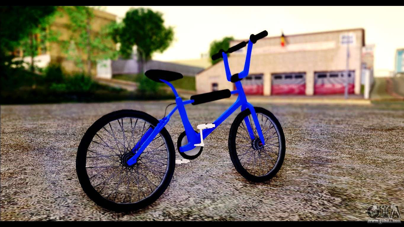 New BMX Bike for GTA San Andreas