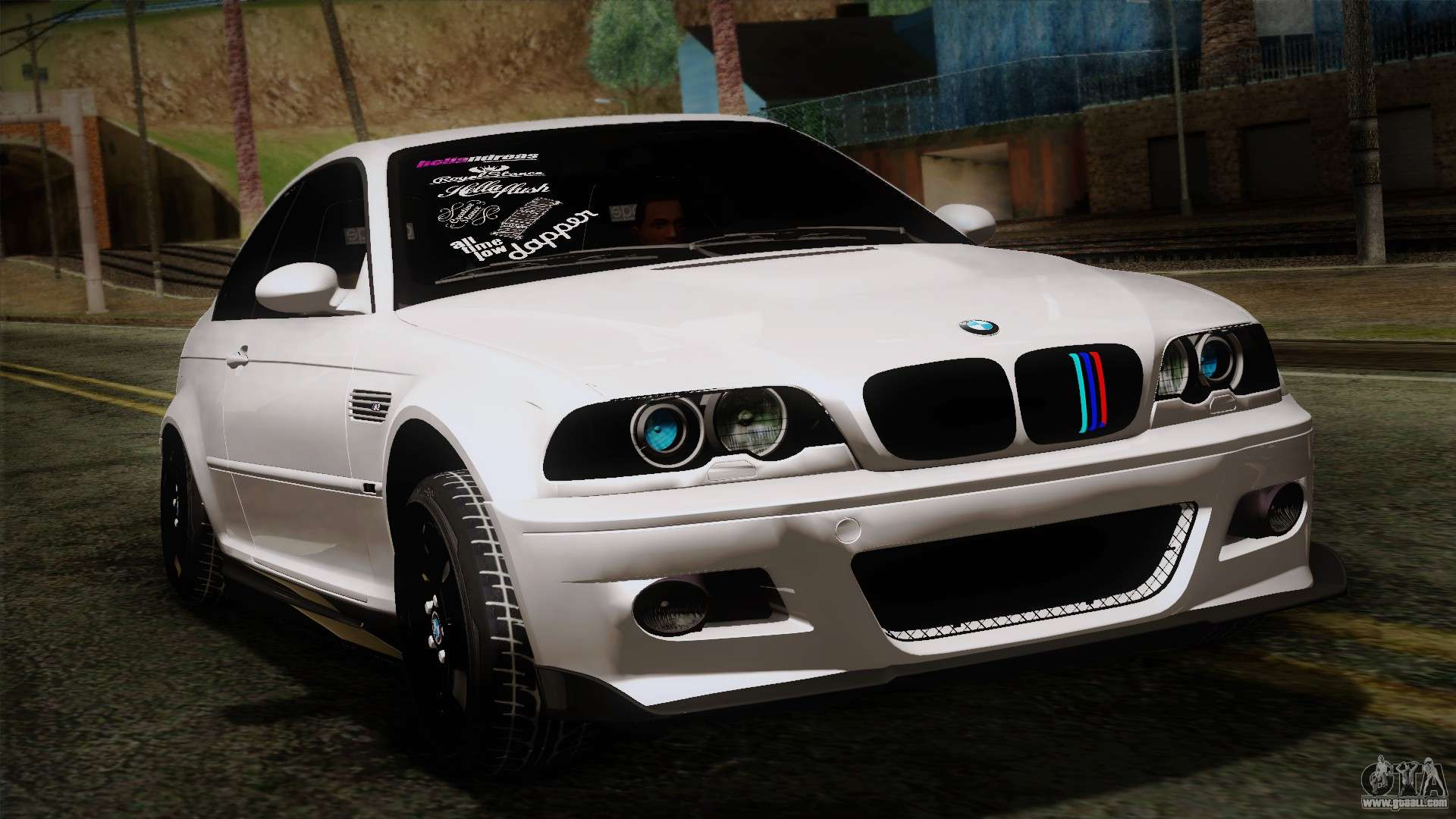 bmw m3 e46 for gta san andreas. Black Bedroom Furniture Sets. Home Design Ideas
