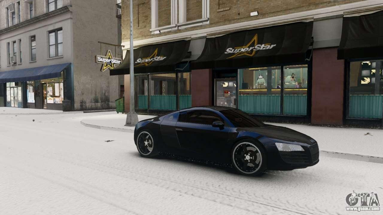 Snow IV for GTA 4
