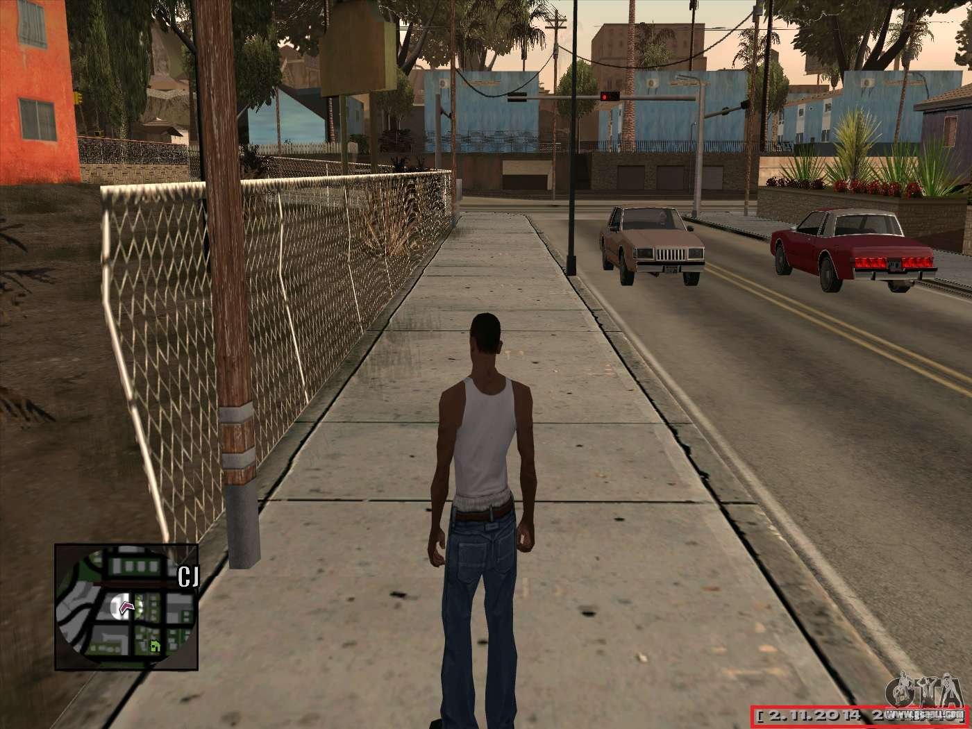 San andreas dating guide