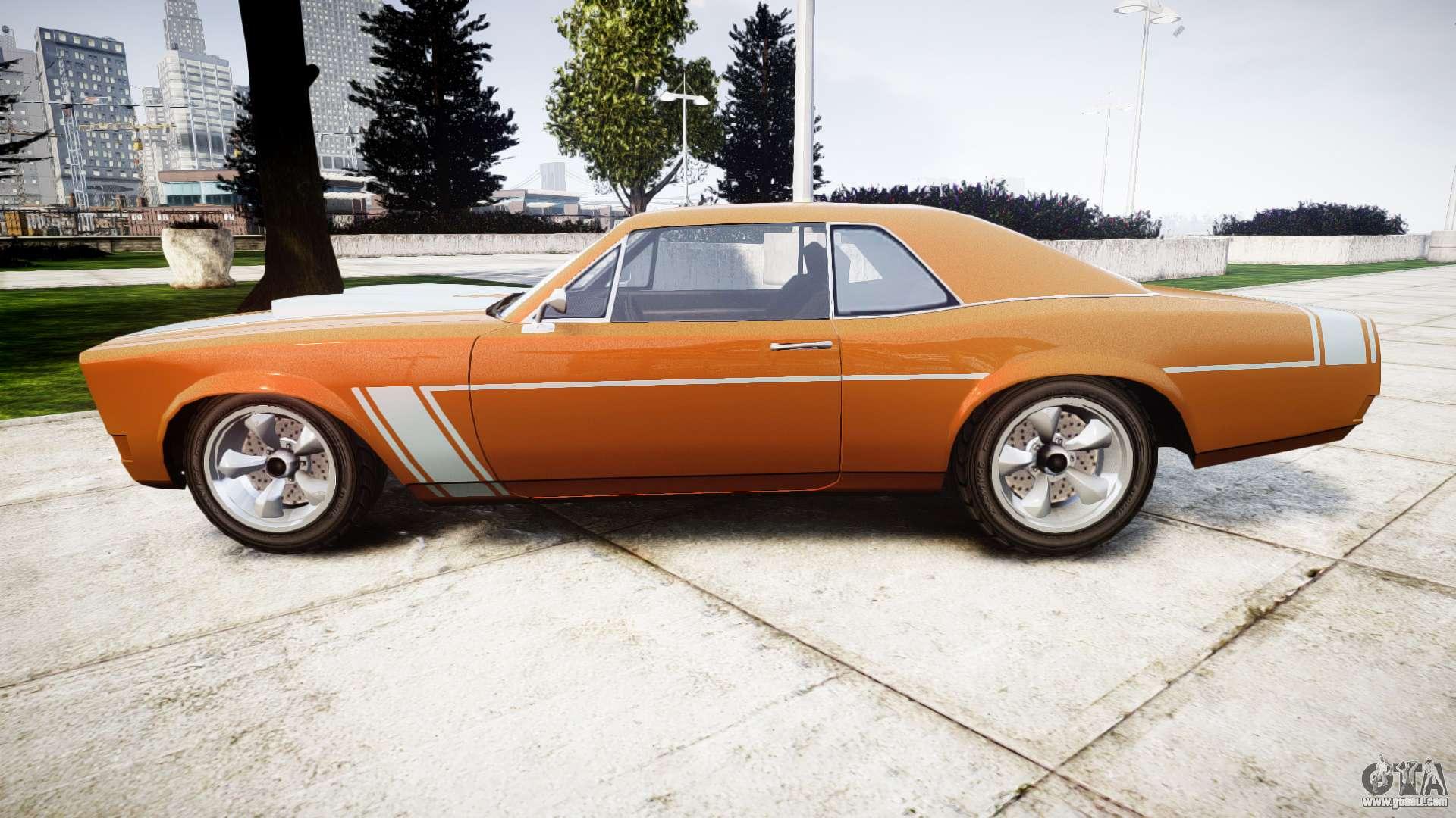 Declasse Tampa 1976 V2 0 For Gta 4