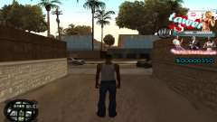 C-HUD Tawer GTA 5 for GTA San Andreas