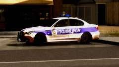 BMW M5 E60 POLICIJA