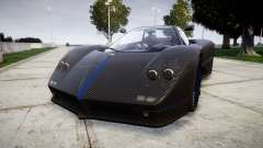 Pagani Zonda C12 S 7.3 2002 PJ4 for GTA 4