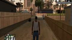 Marusya C-HUD for GTA San Andreas