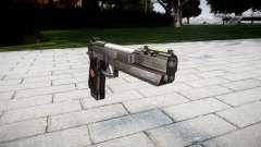 Пистолет Beretta M92 Samurai Edge S.T.A.R.S. for GTA 4