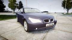 BMW 525d E60 2009