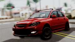 Mazda 3 MPS for GTA San Andreas
