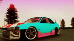 Nissan Silvia S14 купе for GTA San Andreas