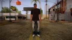 Gedimas Wmybar Skin HD for GTA San Andreas
