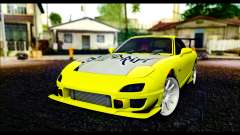Mazda RX-7 Drift for GTA San Andreas