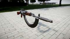 The AK-47 Collimator. Muzzle and HICAP