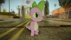 Spike from My Little Pony