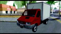 Zastava Daily 35P for GTA San Andreas