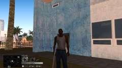 C-HUD Silver for GTA San Andreas