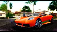 GTA 5 Pegassi Infernus [HQLM] for GTA San Andreas