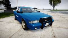 GTA V Vapid Police Cruiser Gendarmerie2