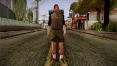 GTA San Andreas Beta Skin 18 for GTA San Andreas