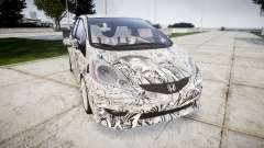 Honda Fit 2006 Sharpie