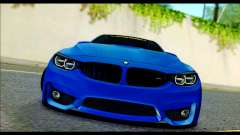 BMW M4 Stanced v2.0 for GTA San Andreas