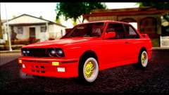 BMW M3 E30 Stock for GTA San Andreas