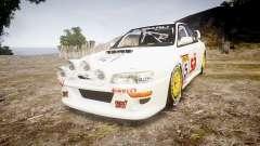 Subaru Impreza WRC 1998 v4.0 SA Competio