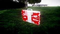 Iron Man Mark V Briefcase v1.1 for GTA 4