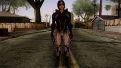 Kei Leng from Mass Effect 3