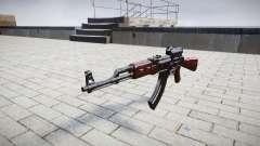 The AK-47 Collimator target