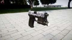 Gun HK USP 45 siberia