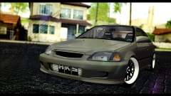 Honda Civic 1997 for GTA San Andreas