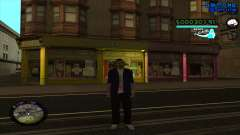 C-HUD Lopez for GTA San Andreas
