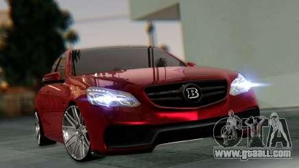 Brabus 850 for GTA San Andreas