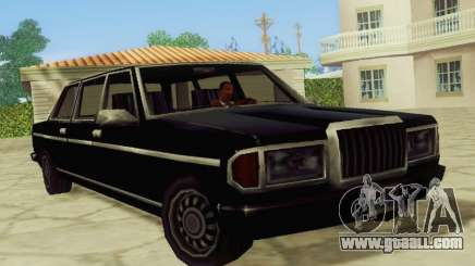 Admiral Limousine for GTA San Andreas